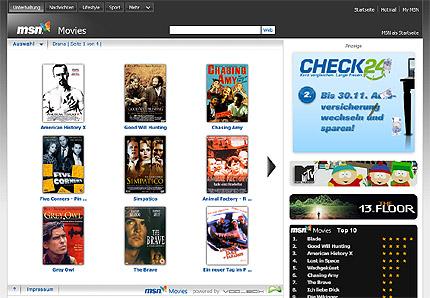 MSN Movies