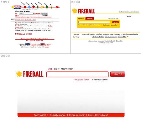 Suchmaschine Fireball