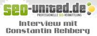 Interview mit Constantin Rehberg von SEO-United.de