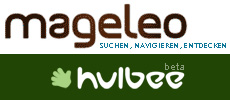 Suchmaschinen Mageleo und Hulbee