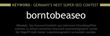 Germany's Next Super-SEO Keyword