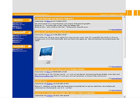 Suchmaschine Bing (Archive)