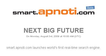 Suchmaschine smart.apnoti.com