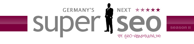 Germany's Next Super-SEO 2010
