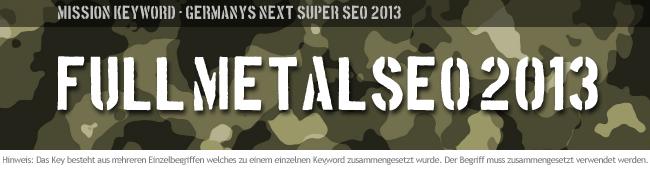 GNSSEO 2013 Keyword