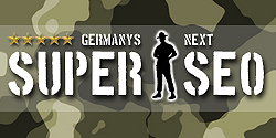 Germany's Next Super-SEO 2013