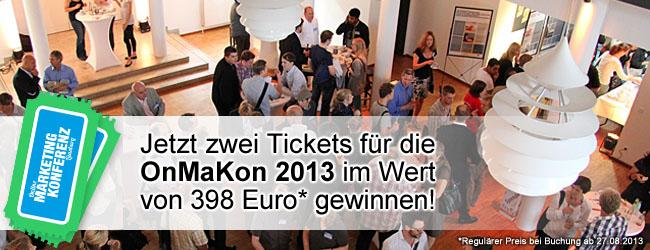 OnMaKon Tickets